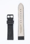 Luxurious suede unisex watch strap