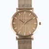 Minimalistic Luxury unisex handcrafted wooden watches